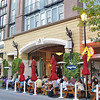 SANTANA ROW OUTDOOR SCENES :